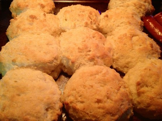 Easy Sprite Biscuits