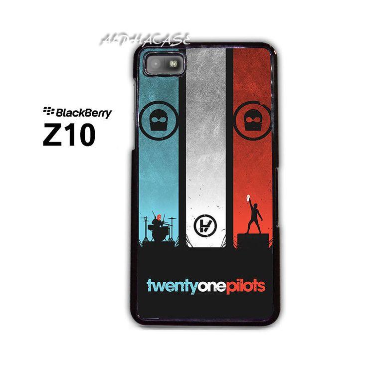 Twenty One Pilots BB BlackBerry Z10 Z 10 Case