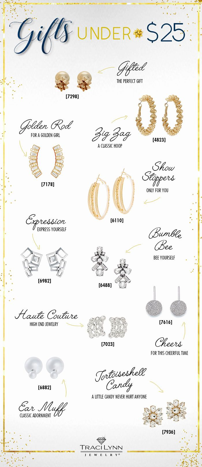 Traci Lynn Fashion Jewelry GIF Guide