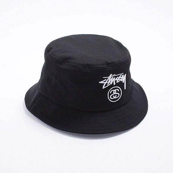 Stussy Bucket Hat by Eurphoria on Etsy