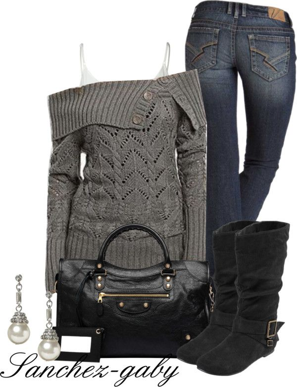 """""""I really love this Sweater"""" by sanchez-gaby on Polyvore"""