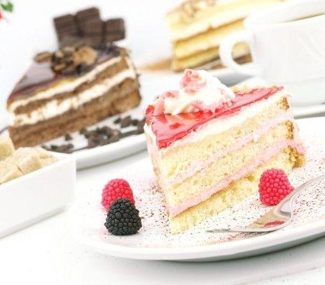Masa maślana do tortu - Przepisy - Monika Węgrzyn - Smaki Życia