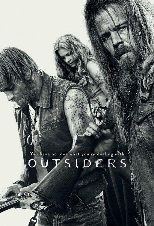 RETURNS JAN 24, 2017  -     Outsiders (TV Series 2016– ) -  DRAMA
