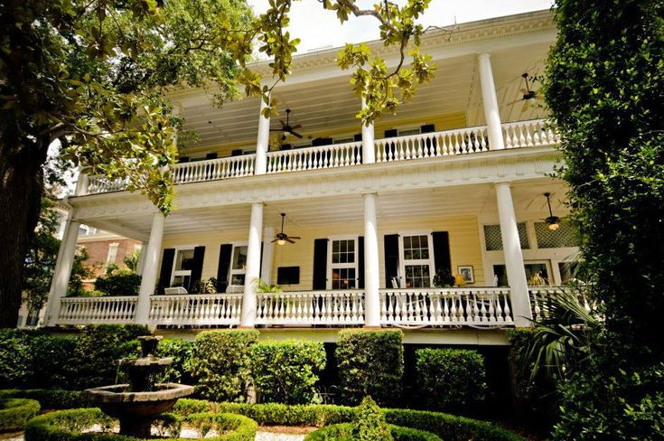 Best bed and breakfast in Charleston South Carolina