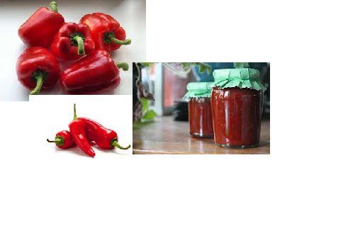 Red Pepper Chili Jam - R25