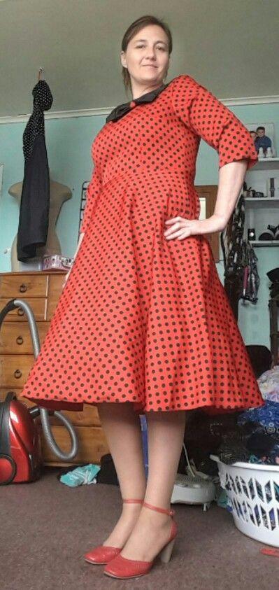 Mmmmmm Red Shoes... #vintage #lindybop