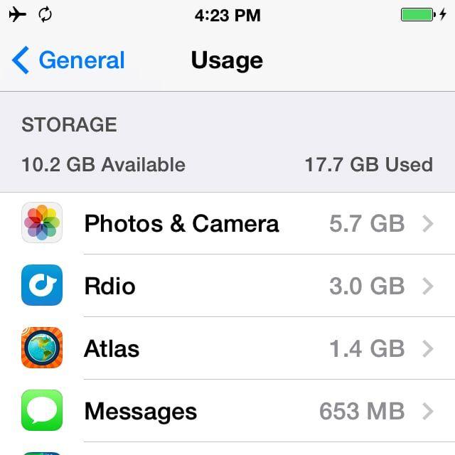 e1b0f5562dedac49b06af1c7885740a9 - How To Get Rid Of Other On My Iphone Storage