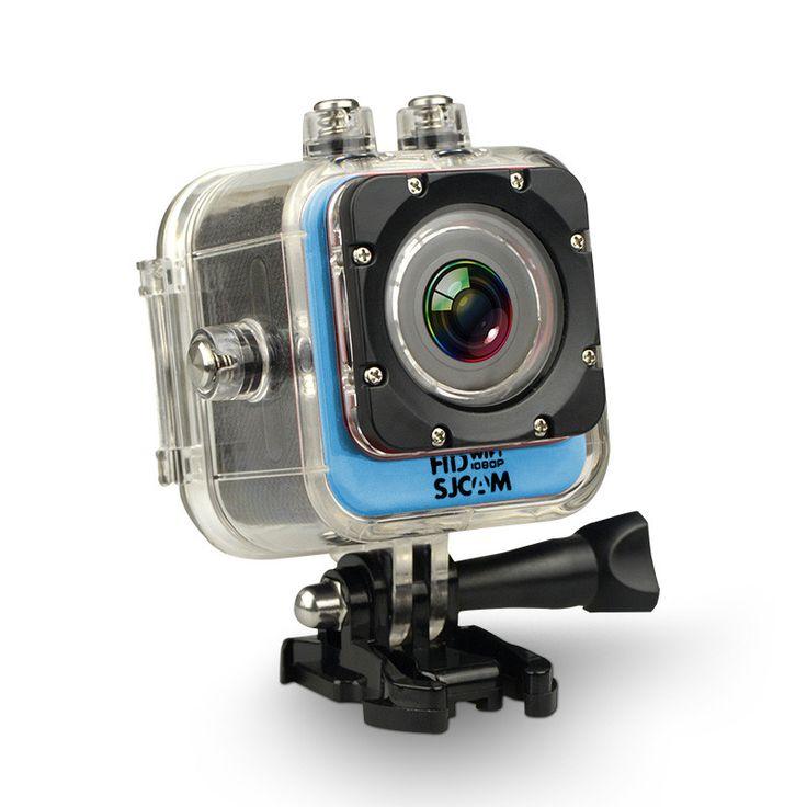 SJCAM M10, M10 WIFI, M10 Plus 2K WIFI, Mini ActionCamera 30M Waterproof Helmet SportsCamera HD 1080P