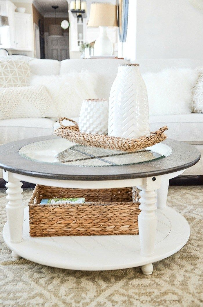 Here Are Smart Ways To Choose The Perfect Round Coffee Table Homedecor Coffeetable Decorating Decor Stoengable