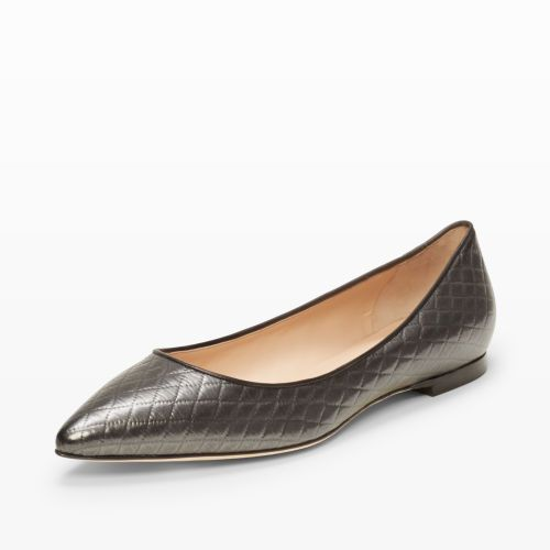 Erika Quilted Flat | Club Monaco \ Perfect transition shoe