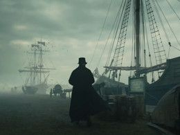 Filming Locations for Tom Hardy'sTaboo, the TV series shot in London.