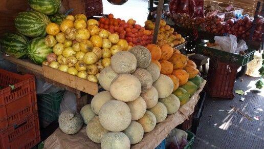Tropicals Fruit streets  sale Barranquilla,Atlantico.