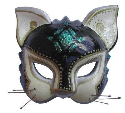 Máscaras de Carnaval Veneziano                                                                                                                                                     Mais