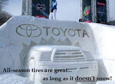 """Why """"Winter"""" Tires? Here's why."""
