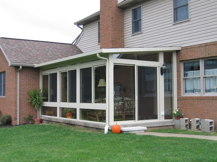 4 Season Patio Enclosure With Studio Roof