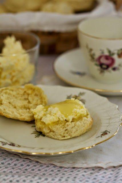 hjemmelavet clotted cream