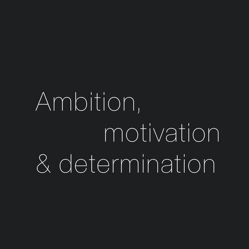Ambition, Motivation And Determination - http://www.top.me/fun-fit/ambition-motivation-and-determination-4085.html