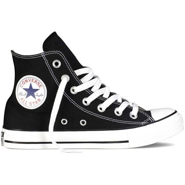 CONVERSE boty Chuck Taylor All Star Core Hi Black