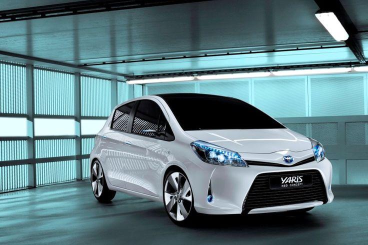Nouveau look pour la Toyota Yaris 2015