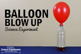 Chemical  reactions make for some great experiments. Make use of the carbon  dioxide given off by a baking soda and lemon juice reactio...