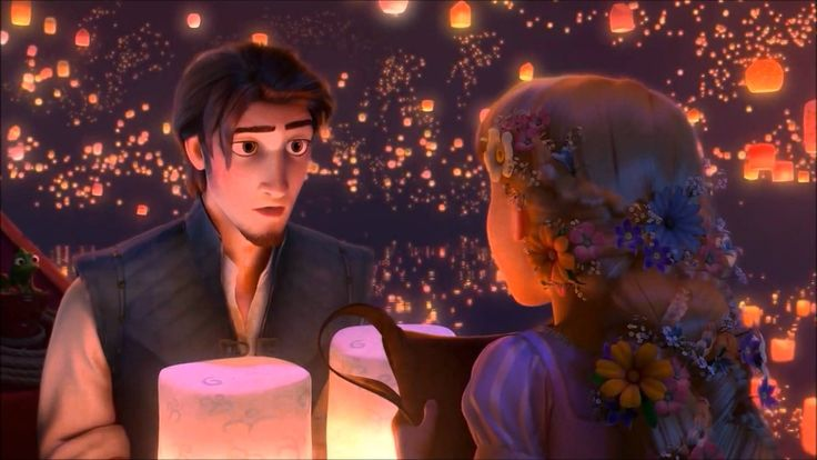 I See The Light - Tangled (music video) [HD, closed caption lyrics] i love this