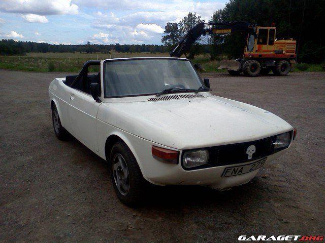 Garaget | Saab 99 cab (1970)