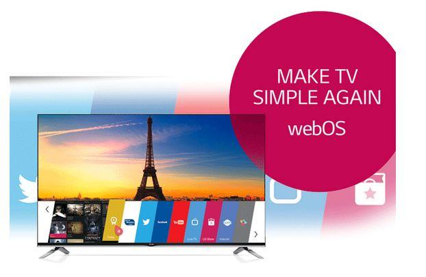 LG lansează gama de televizoare WebOS Ultra HD, OLED şi LED în România pe 26 martie