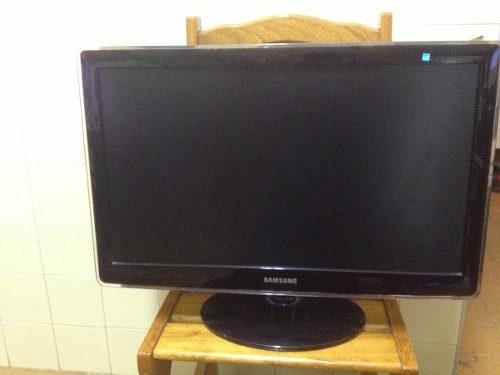 Monitor E Tv Lcd Full Hd 24 Polegadas Painel Touch Hdmi - R$ 440,00