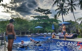 assistant instructor course Gili Air in Indonesia