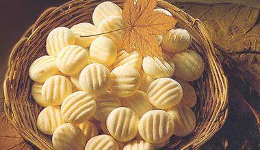 Biscoito de LEITE MOÇA® com amido de milho