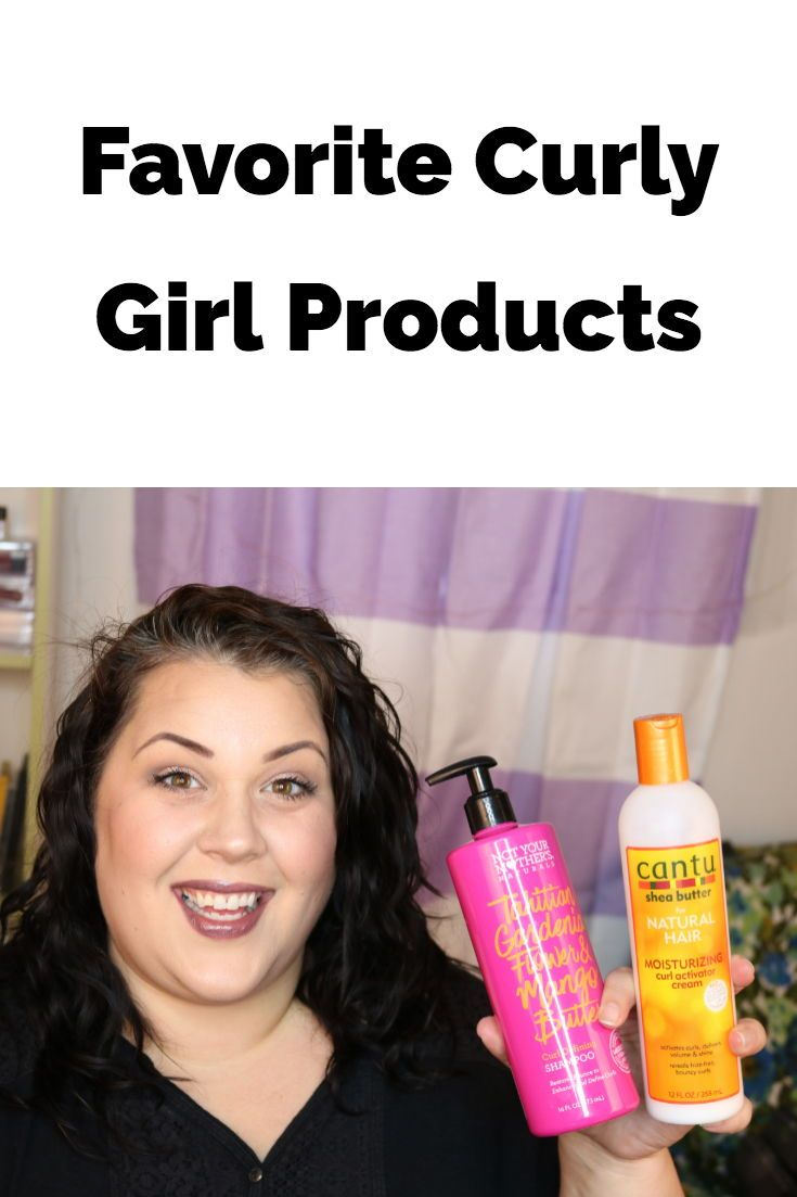 The best products for a beginner Curly Girl Method routine ...