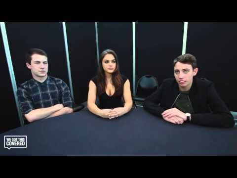Exclusive Interview: Dylan Minnette, Odeya Rush and Ryan Lee Talk Goosebumps [HD] - YouTube
