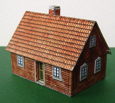 1000 images about paper houses towns on pinterest for Build a home online free