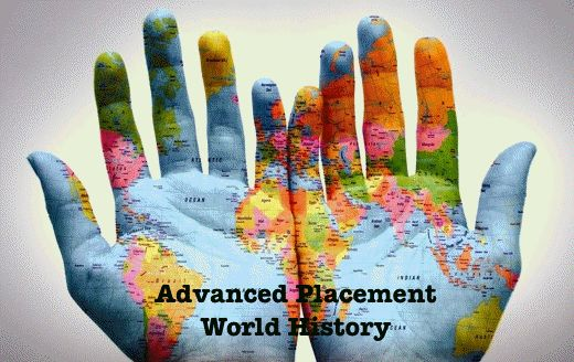 AP World History resources and assignments