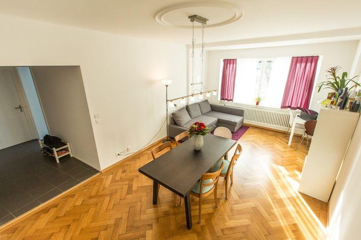 Moderne, neu renovierte 3.5 Zimmer mit Kellerbateil in Mitte von Luzern.