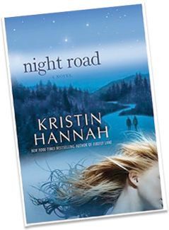 Night Road - Kristin Hannah - I picked this up last night around 9pm and stayed up until 3am reading!  6 hours of straight uninterrupted reading - so good.