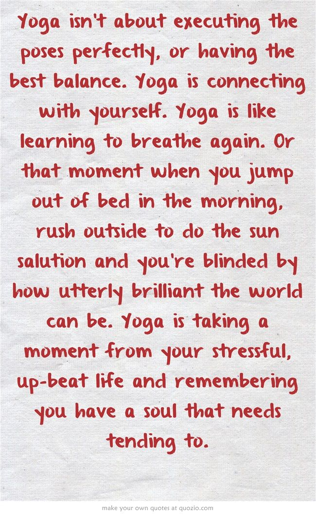 Yoga is SO MUCH MORE than asana... Yoga is returning to True Self... attending to body, mind and spirit... #trueyoga #bodymindspirit