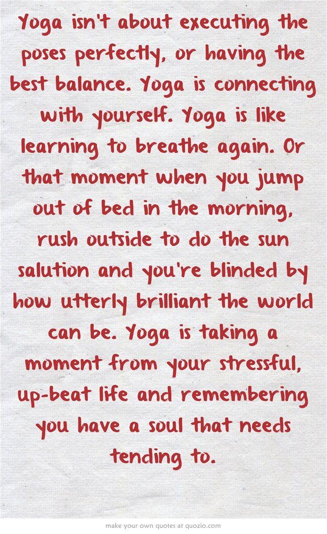 Yoga waarheid