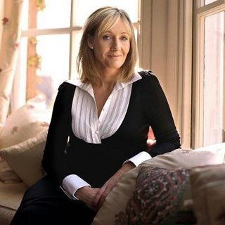 J.K.Rowling    Harry Potter 's Mom