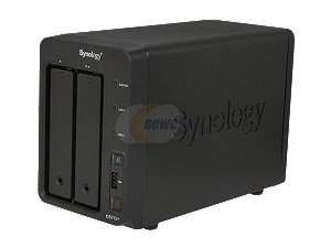 Synology DS712+ Diskless System Network Storage
