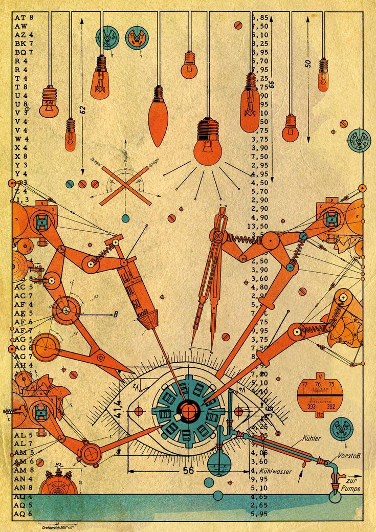 Werkzeug / The Secret Diaries of Dr. Frankenstein - Christian Gralingen - Debut Art
