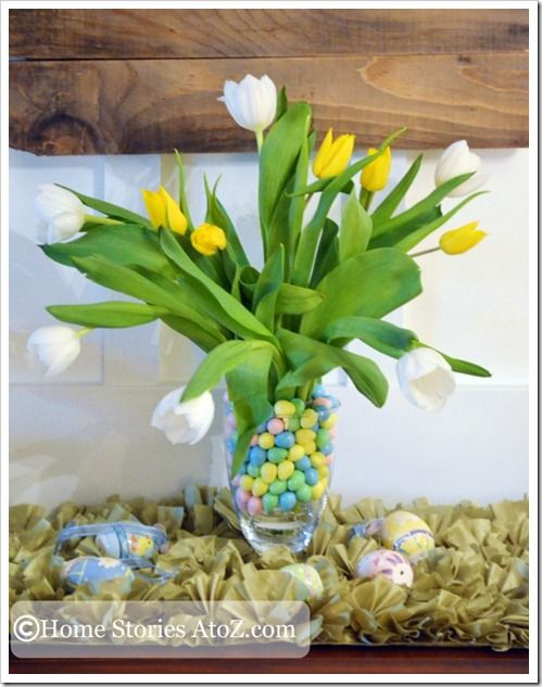 Best images about candy vase on pinterest flowers