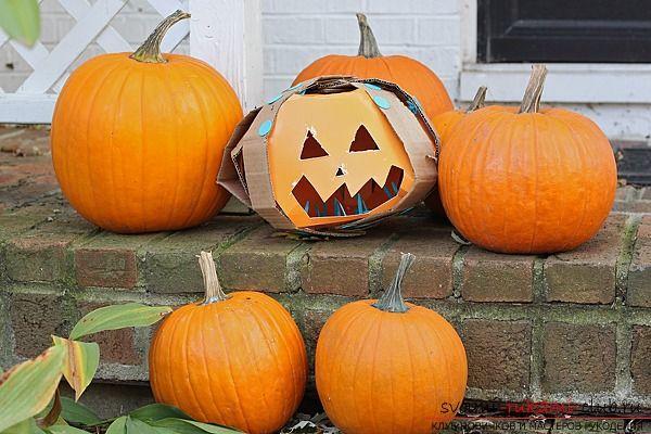 Поделки из тыквы - модный тренд на Хэллоуин, к которому стоит подготовиться заранее 18 фотографий | svoimi-rukami-club.ru