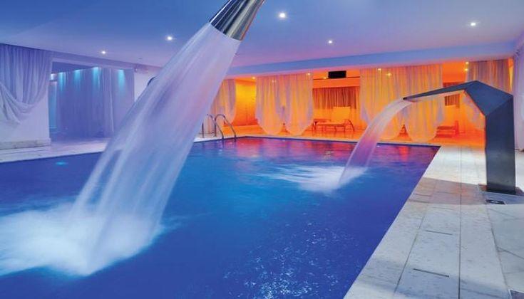 Φώτα στο 5* Grand Serai Hotel στα Ιωάννινα!