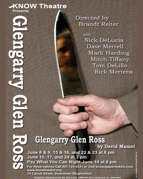 Glengarry Glen Ross 2012