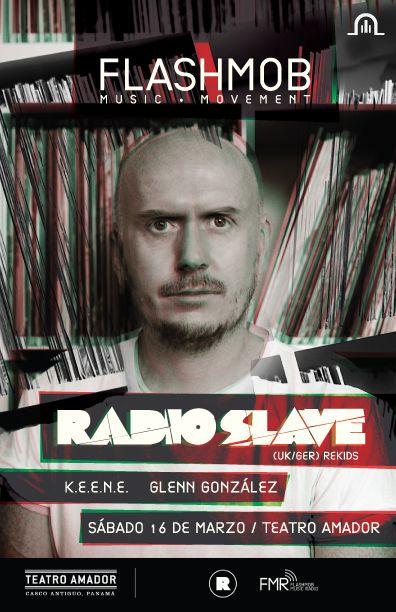 Radio Slave: 16 de marzo, 2013.