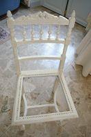 17 meilleures id es propos de chaises refaite sur pinterest refaire les m - Refaire assise chaise ...