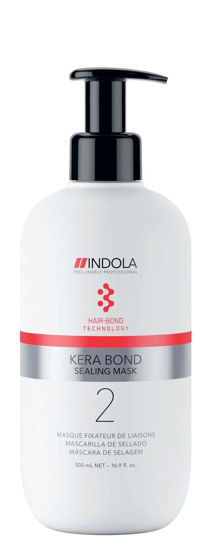 Indola Kera Bond Bond Sealing Mask 500ml.
