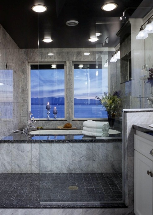 17 best images about full bath redo on pinterest shower for Wet area bathroom ideas