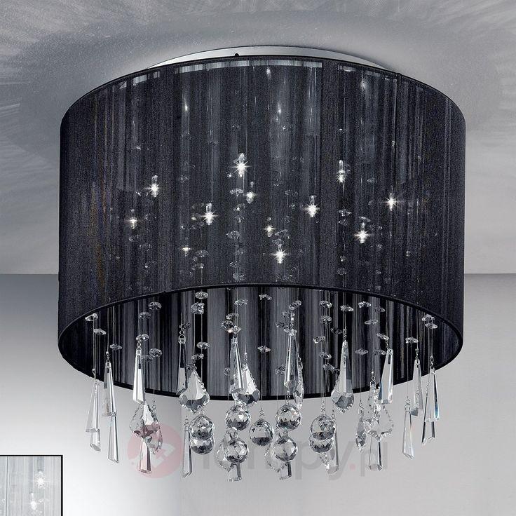 Lampa sufitowa Leandro kryształowe szkło 7253331X